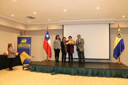 Reconocimiento trabajador destacado: Sandra Silva Arriagada, de Comercial Rapsodia
