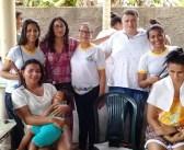 Vereador Marcus participa da Ação Social Mulher no KM 56