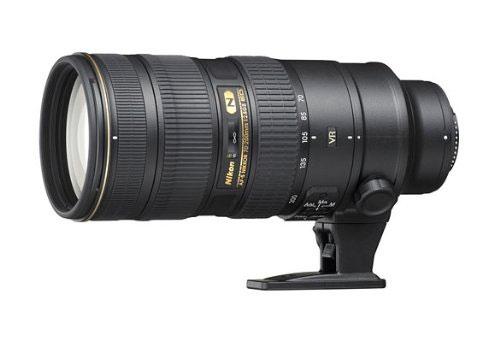 Nikon Nikkor 70-200mm f/2.8G ED VRII AF-S