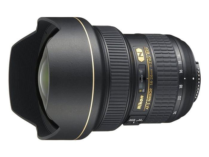Nikon AF-S ED 14-24mm f/2.8G