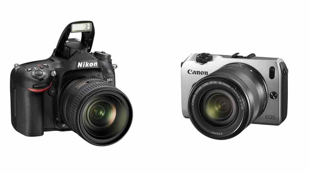 La mejor cámara en 2014: ¿Qué tipo de cámara deberías comprar?