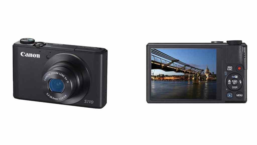Canon PowerShot S110 - Análisis - Cámara compacta