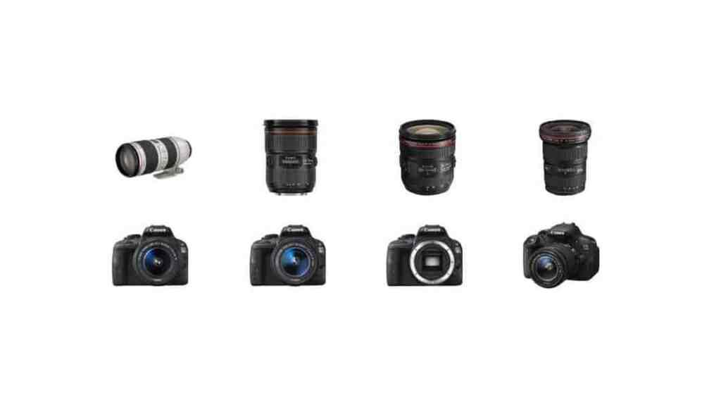 Promoción de Canon: reembolso de hasta 200 euros en la compra de cámaras, objetivos, impresoras y flashes