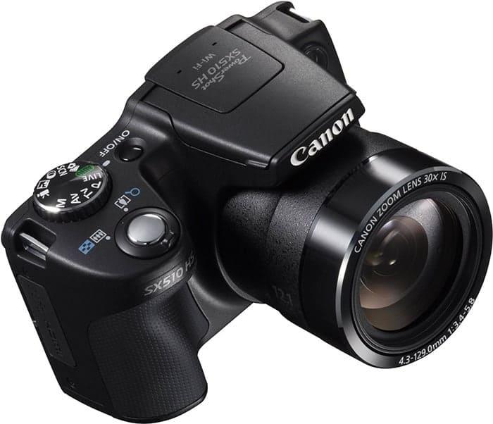 Canon Powershot SX510 HS 3