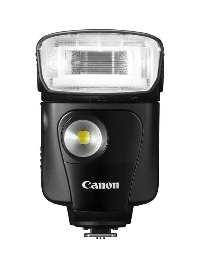 Canon Speedlite 320EX - Flash con zapata para EOS 5D Mark II+, EOS-1Ds Mark III, EOS-1D Mark III, EOS 40D, EOS 50D, EOS Rebel XS
