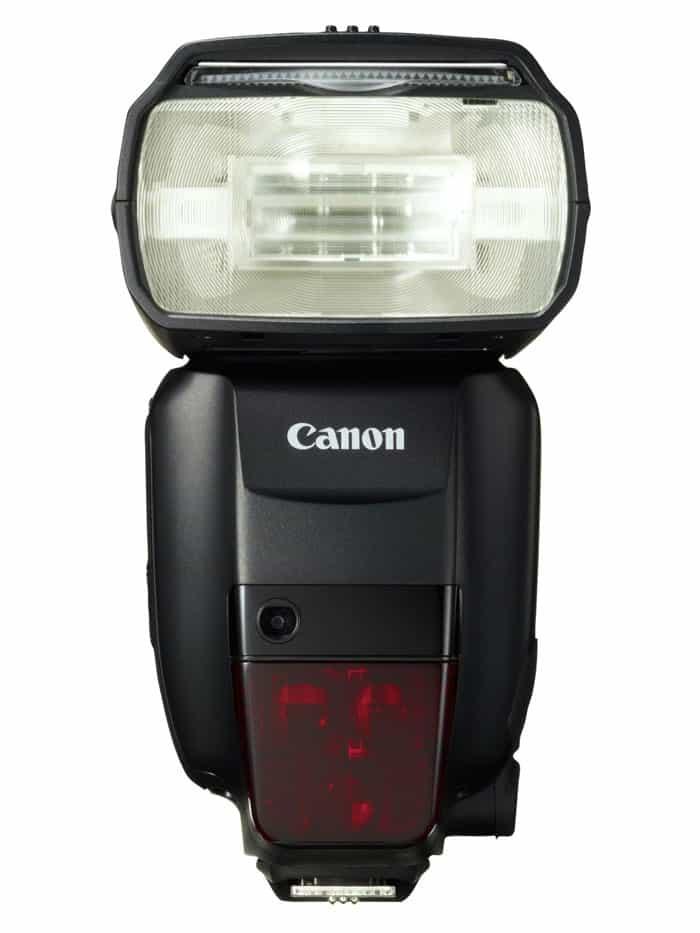 Canon Speedlite 600EX-RT - Flash con zapata para Canon