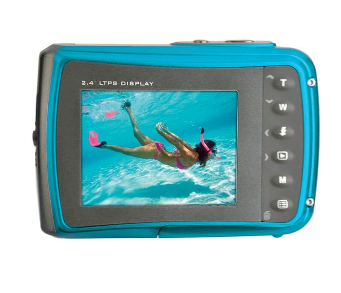 Easypix Aquapix W1024 – Una cámara sumergible por unos 50 ...