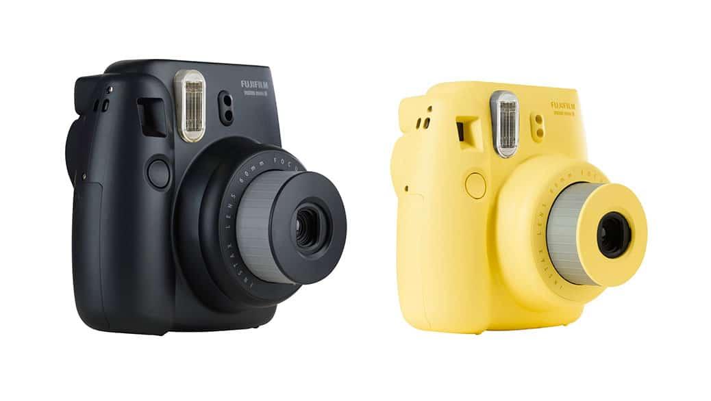 Las 5 mejores cámaras de fotos analógicas instantáneas: volvemos a lo retro