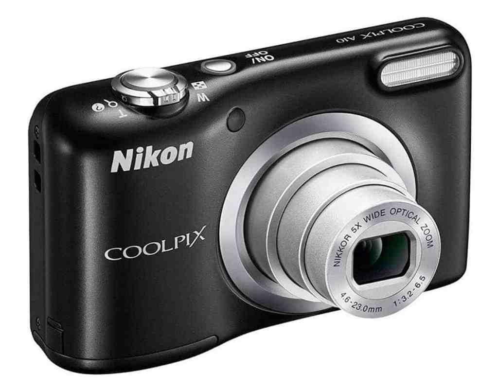 Nikon Coolpix A10 - Cámara compacta