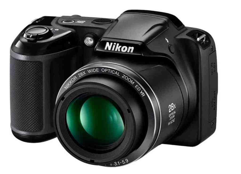 Nikon L340 - Cámara compacta de 20.2 Mp