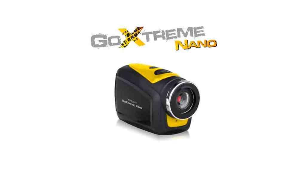 Easypix Go Xtreme Nano - Opinión y análisis - Cámara deportiva y acción sumergible