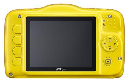 Nikon Coolpix S32 - cámara subacuatica