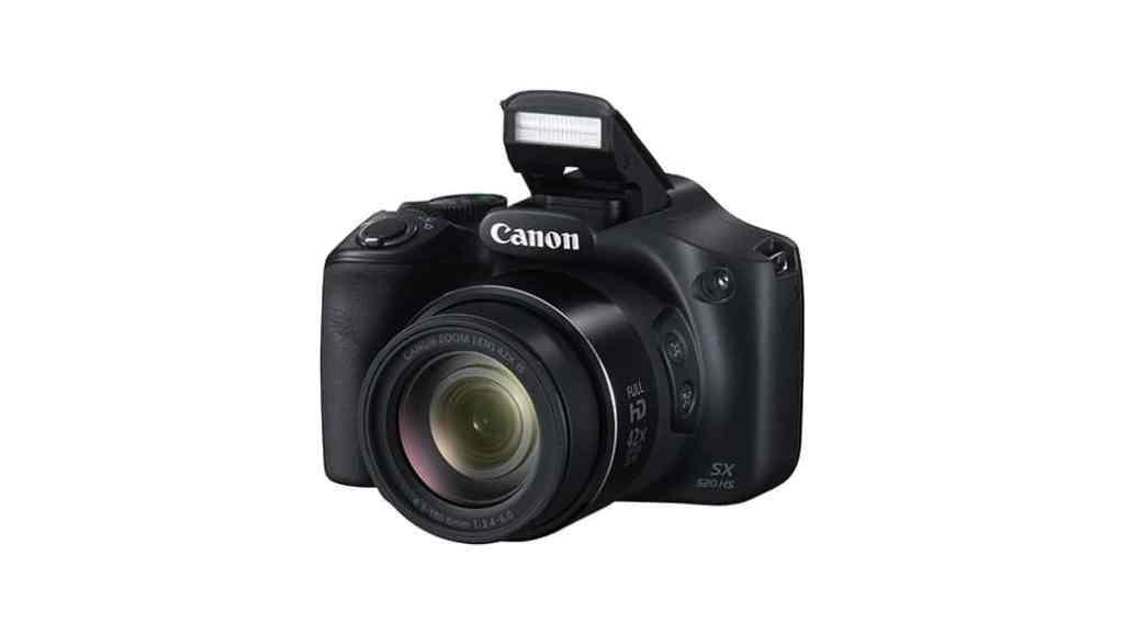 Canon PowerShot SX520 HS - Opinión y análisis - Cámara compacta