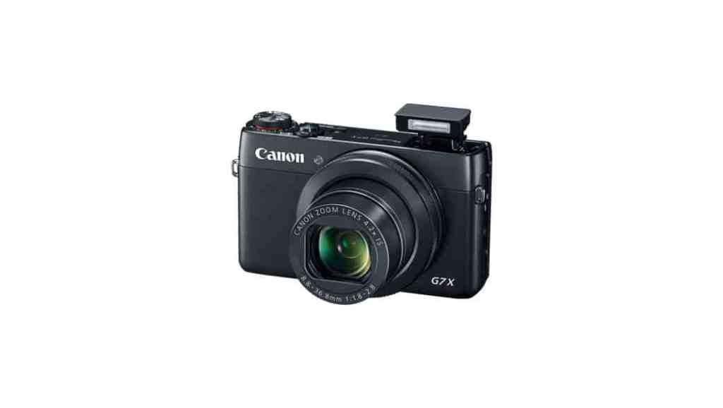 Canon Powershot G7 X - Video y características