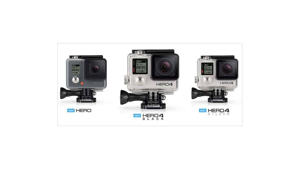 Para qué usar los diferentes modos de vídeo de las cámaras GoPro