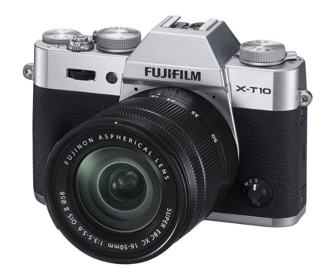 Fujifilm X-T10 - Cámara EVIL