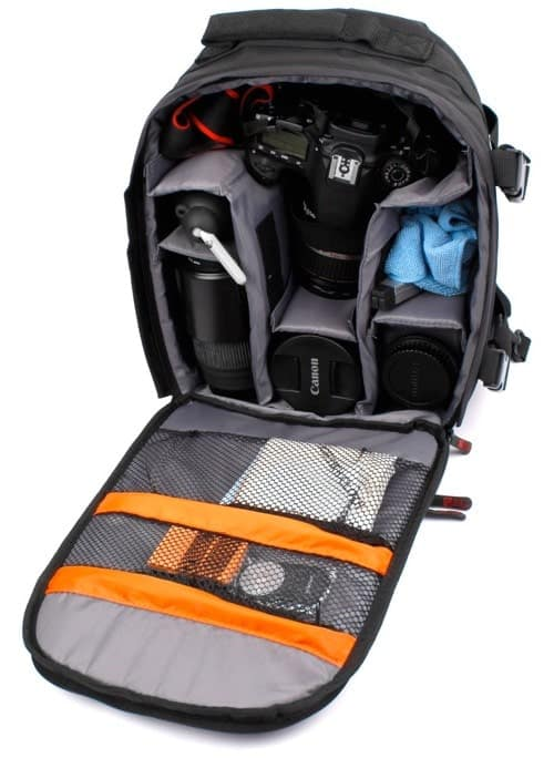 Bolsa de transporte para cámaras Duragadget
