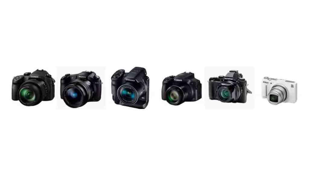 Comparativa de cámara superzoom 2014: guía de compra