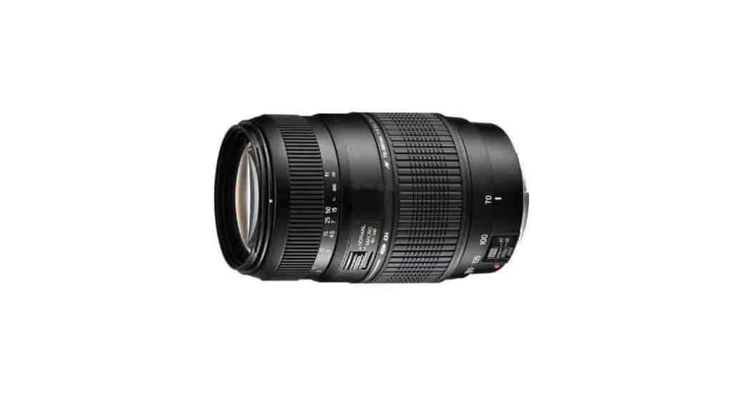 Rebajas en objetivos Tamron AF 70-300 mm para Canon y Nikon