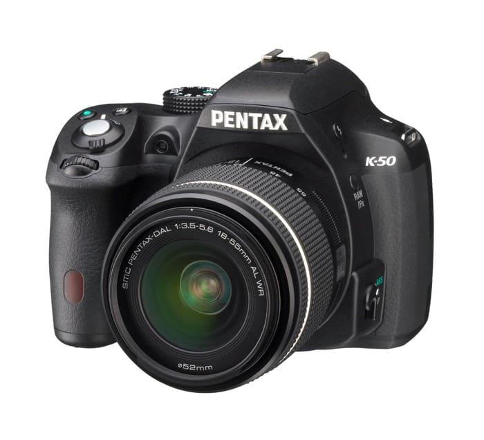 Pentax K50 - Kit de cámara réflex digital con objetivo