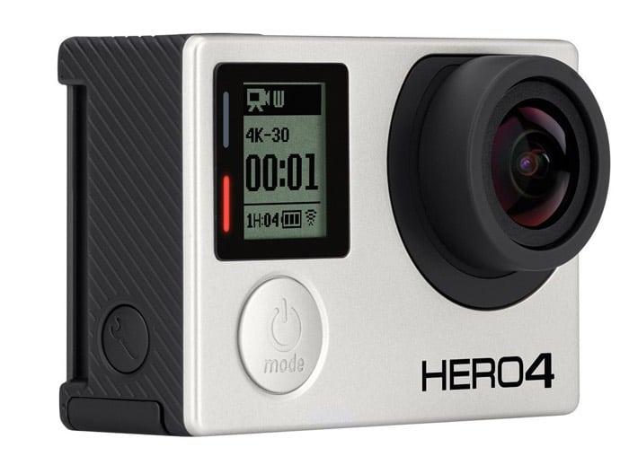 Las mejores cámaras de acción de 2015: GoPro HERO4 Black