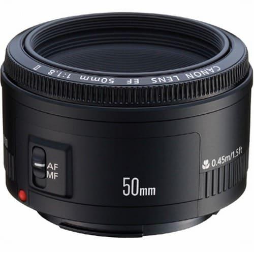 7 razones por las que debes comprar una lente 50mm f/1.8