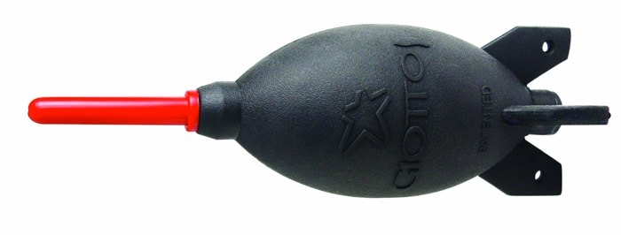 Giottos Rocket-air - Limpiador de aire a presión para cámaras y videocámaras