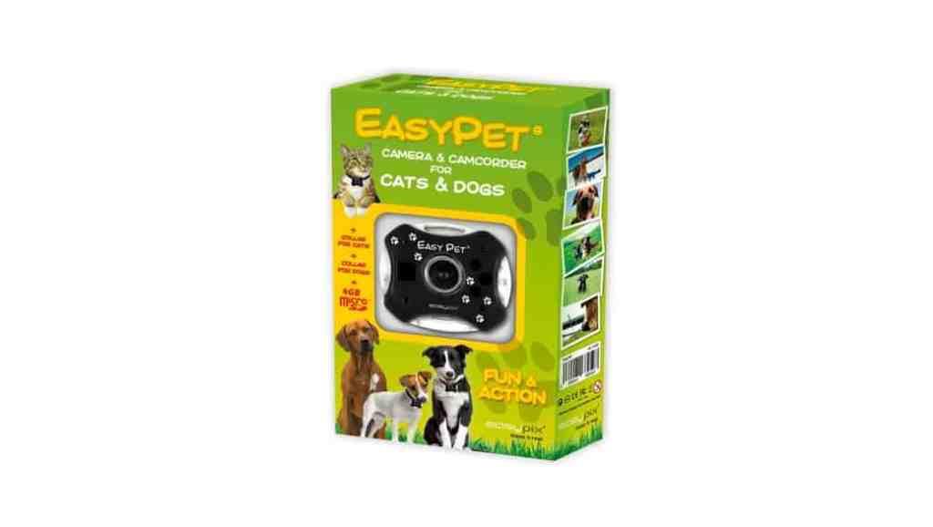 Easypix EasyPet: cámara para grabar a perros y gatos