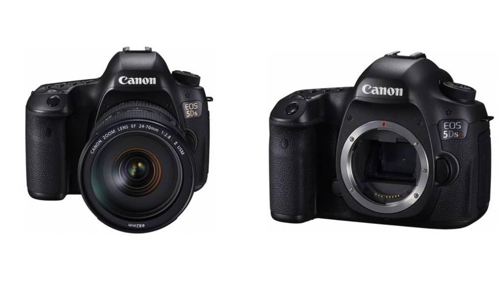 Canon EOS 5DS / 5DS R: precio, diferencias y especificaciones