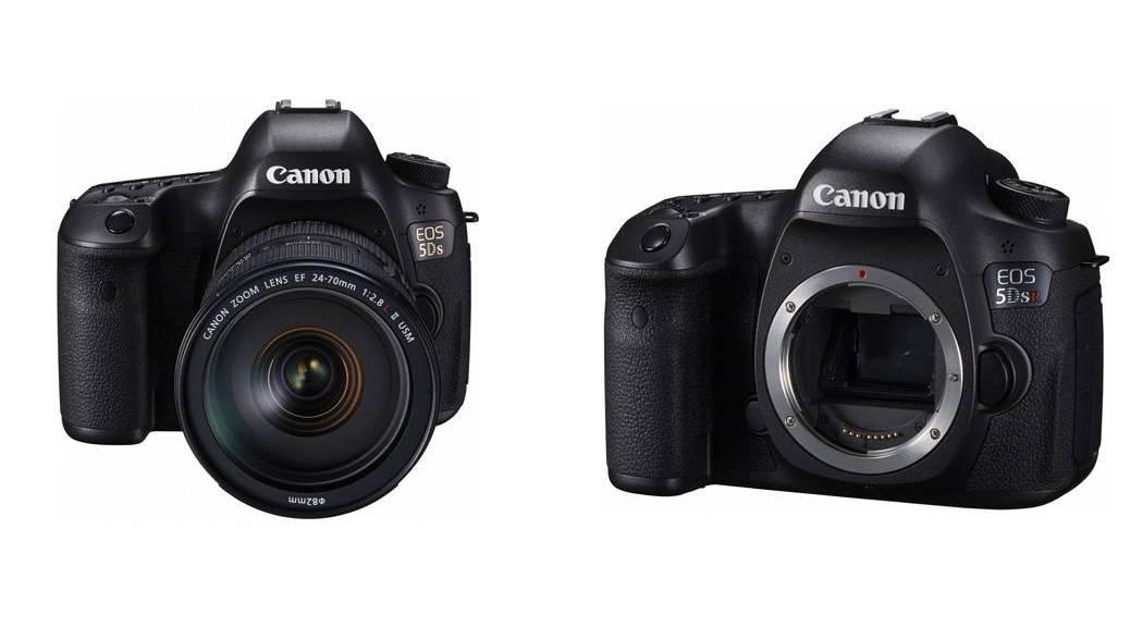 Canon EOS 5DS / 5DS R: precio, fecha de lanzamiento y especificaciones oficiales confirmadas
