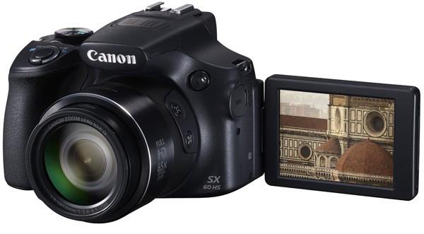 Canon PowerShot SX60 HS - opinión