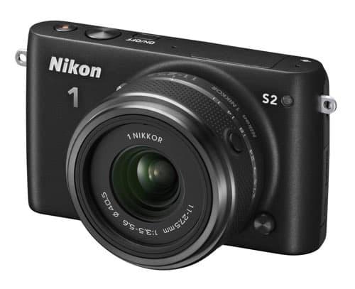 Cámaras de Nikon CSC (EVIL): Nikon 1 S2