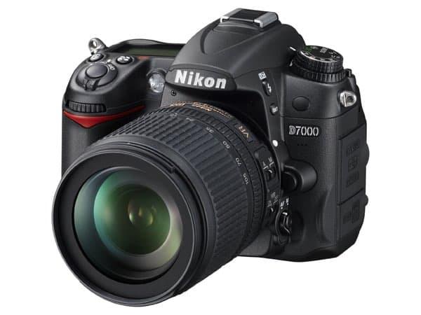 Cámaras Nikon DSLR de gama media: Nikon D7000