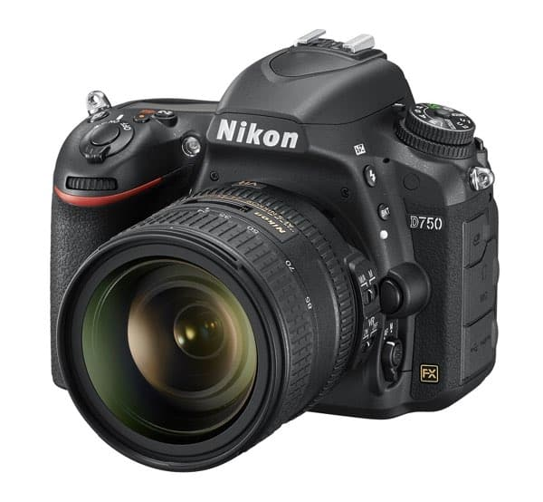 Cámaras Nikon DSLR de gama media: Nikon D750