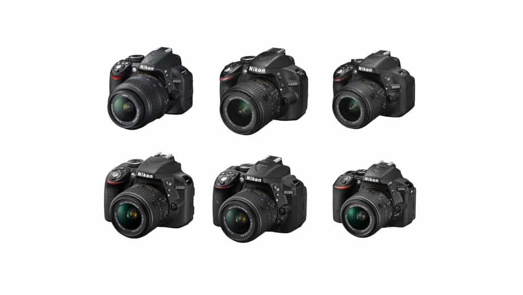 Cámaras Nikon DSLR para principiantes