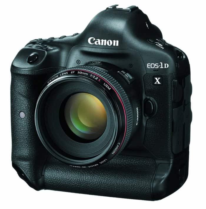 Cámaras Canon DSLR: Canon EOS 1DX