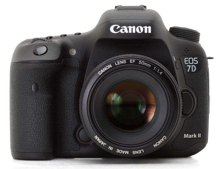 Cámaras Canon DSLR: Canon EOS 7D Mark II