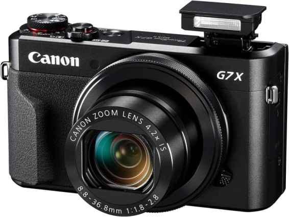Cámaras compactas avanzadas de Canon:Canon PowerShot G7 X Mark II