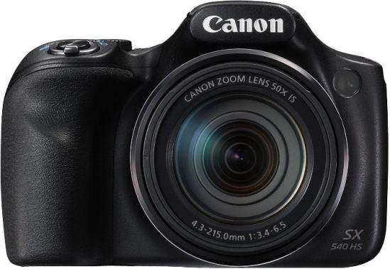 Cámaras bridge y superzoom de Canon:Canon PowerShot SX540 HS