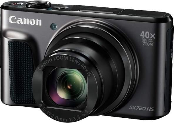 Cámaras bridge y superzoom de Canon:Canon PowerShot SX720 HS