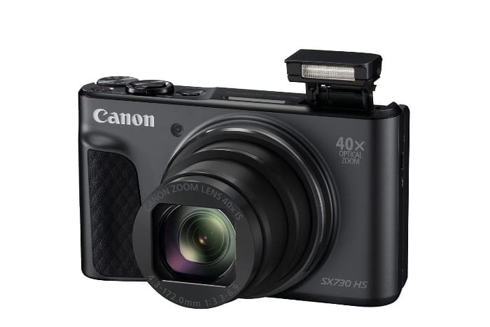 Cámaras bridge y superzoom de Canon:Canon PowerShot SX730 HS