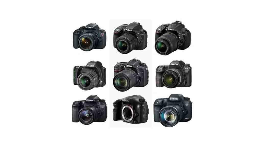 Guía para comprar tu primera cámara DSLR (Réflex Digital)