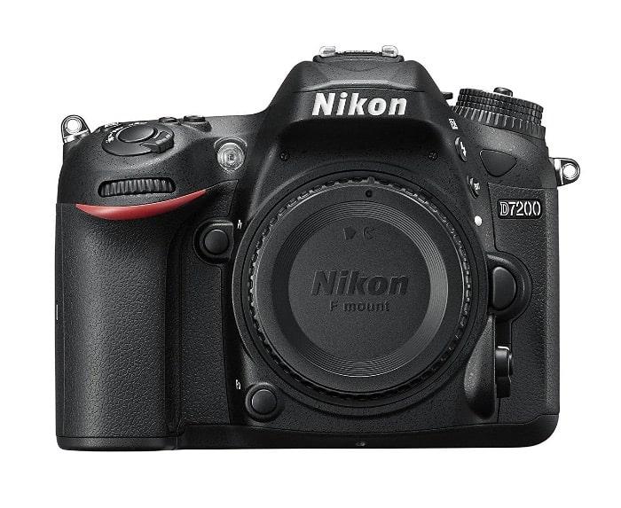 Cámaras Nikon DSLR de gama media:Nikon D7200