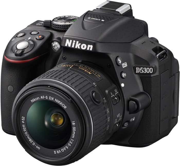 Cámaras Nikon DSLR para principiantes: Nikon D5300