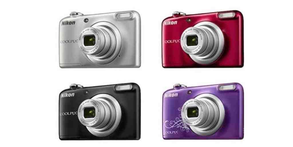 Cámaras compactas de Nikon:Nikon Coolpix A10