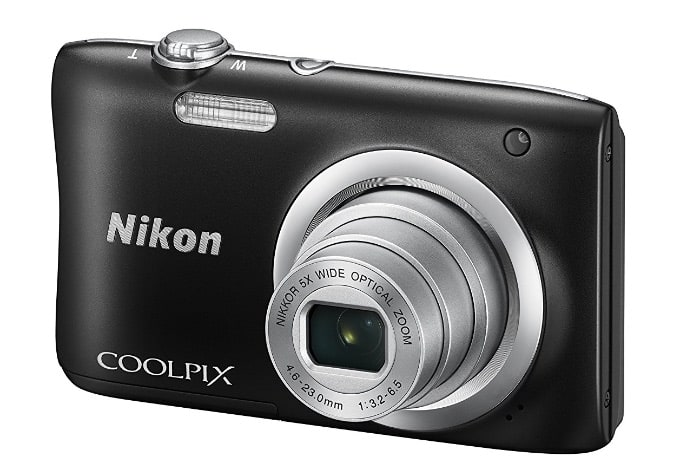 Cámaras compactas de Nikon: Nikon Coolpix A100