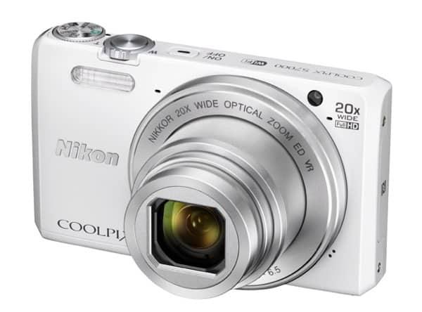 Cámaras bridge y superzoom de Nikon: Coolpix S7000