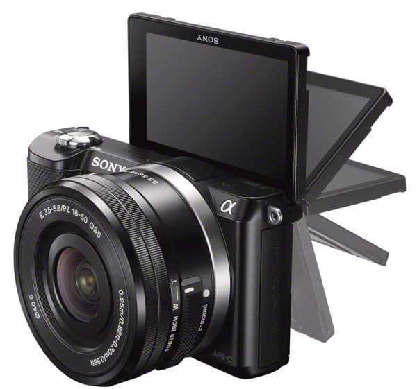 Cámaras CSC Sony: Sony A5000