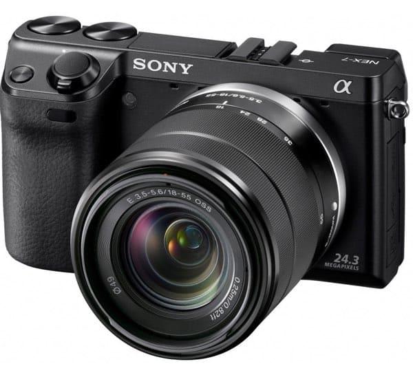 Cámaras CSC Sony: Sony NEX-7