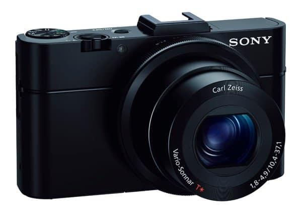 Cámaras compactas avanzadas de Sony: Sony RX100 II